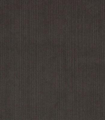 """Hudson 43 Multi-Purpose Decor Fabric 57""""-Otto Charcoal"""