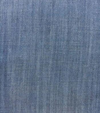Apparel Modal Denim Fabric 57''-Dark Wash