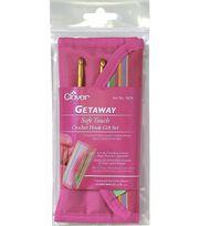 Clover Getaway Takumi Soft Touch Crochet Hooks Gift Set, , hi-res