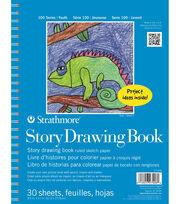 Strathmore Kids Drawing Story Book, , hi-res