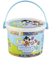 Perler Fused Bead Bucket Kit-Sea Life, , hi-res