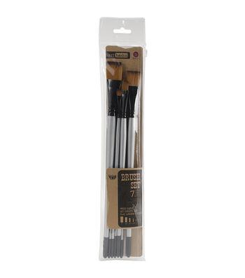 Finnabair Art Basics Brush Set 7/Pkg