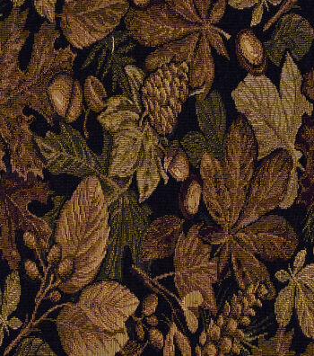 Home Decor Upholstery Fabric-Regal Fabrics R8957 Black