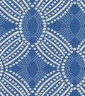 Home Decor 8\u0022x8\u0022 Fabric Swatch-HGTV HOME Time Zone Azure
