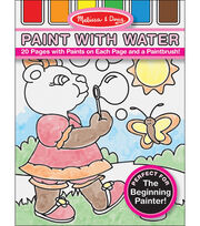 Melissa & Doug Paint with Water - Pink, , hi-res