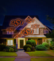 Oklahoma State University Cowboys Team Pride Light Projector, , hi-res