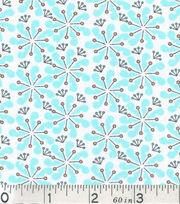 "Keepsake Calico™ Cotton Fabric 43""-Blue Floral, , hi-res"