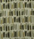 Home Decor 8\u0022x8\u0022 Fabric Swatch-Print Fabric Robert Allen Halmstad Graphite