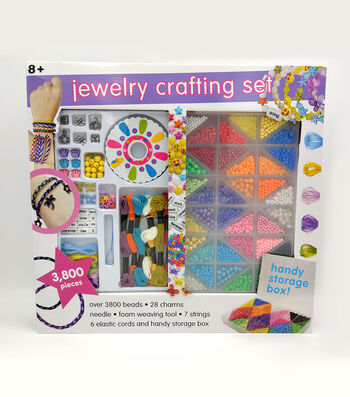 Kids Jewelry Crafting Set