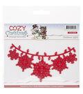 Yvonne Creations Cozy Christmas Die-Christmas Lights