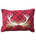 Maker\u0027s Holiday Pillow-Buffalo Check