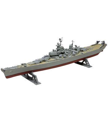 Plastic Model Kit-USS Missouri Battleship 1:535