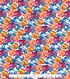 Kathy Davis® Apparel Rayon Spandex Fabric 58\u0022-Multi Colored Floral