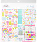 Doodlebug Essentials Page Kit 12\u0022X12\u0022-Fairy Tales