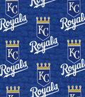 Kansas City Royals Cotton Fabric 58\u0022-Logo