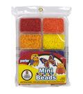 Perler Mini Beads Tray Warm