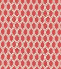 Lightweight Decor Fabric 54\u0022-Drury Lane Coral Reef