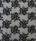 Fashion Jacquard Fabric 55\u0022-Floral Plaid