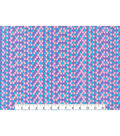 Novelty Cotton Fabric 44\u0022-Mermaid Scales