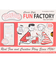 Classic Play-Doh Fun Factory Extruder Toy, , hi-res