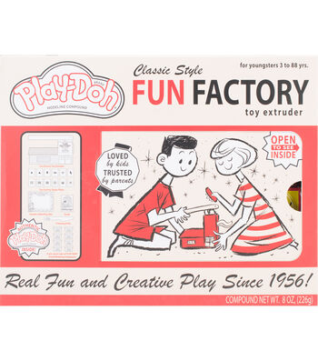 Classic Play-Doh Fun Factory Extruder Toy