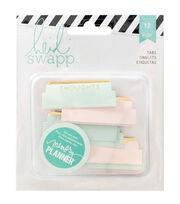 Heidi Swapp Memory Planner Tab 12/Pkg, , hi-res