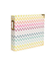 Project Life Heidi Swapp 8''x8'' Album-Chevron, , hi-res