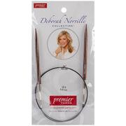 "Deborah Norville Fixed Circular Needles 24"" Size 9/5.5mm, , hi-res"