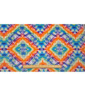 Anti-Pill Fleece Fabric 59\u0022-Tie Dye Geo