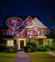 San Francisco 49ers Team Pride Light, , hi-res