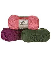 Wool Worsted Yarn, , hi-res