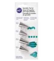 Wilton® 4pc Specialty Decorating Tip Set, , hi-res