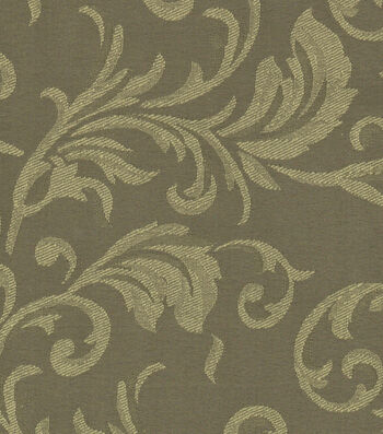 "Signature Series Solid Jacquard Fabric 54""-Sage"