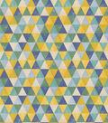 SMC Designs Upholstery Fabric 54\u0022-Brownwell/South Seas