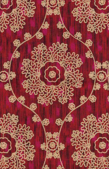 "IMAN Home Print Fabric 54""-Mythical Medallion/Jewel"