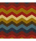 Waverly Upholstery Fabric 54\u0022-Panama Wave Gem
