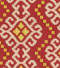 Waverly® Multi-Purpose Decor Fabric 55\u0022-Kurta Embroidery/Jewel