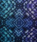 Performance Apparel Fabric-Poly Spandex Turq Tribal