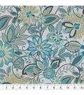 Home Essentials™ Print Fabric 45\u0027\u0027-Teal Deuton Panorama