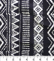 "Legacy Studio™ Indian Batiks Cotton Fabric 44""-Aztec Stripe, , hi-res"