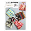 Mccall Pattern B5866 One Size O-Butterick Pattern