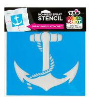 Tulip® ColorShot No-Mess Spray Stencil-Anchor, , hi-res