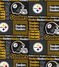 Pittsburgh Steelers Cotton Fabric 58\u0022-Patch