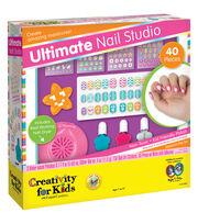 Creativity for Kids Kit Ultimate Nail Studio, , hi-res