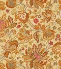 P/K Lifestyles Multi-Purpose Decor Fabric-Conservatory Retold/Persimmon