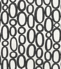 HGTV Home Upholstery Fabric-Looped Onyx