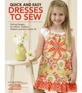 Leisure Arts-Quick And Easy Dresses To Sew