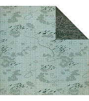 Kaisercraft Outdoor Trail Hinterland Double-Sided Cardstock, , hi-res