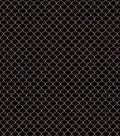 Eaton Square Multi-Purpose Decor Fabric 57\u0022-Ponca/Black