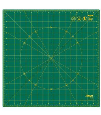 Olfa 17''x17'' Rotating Self-Healing Rotary Mat
